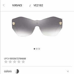 Versace Shades VE2182